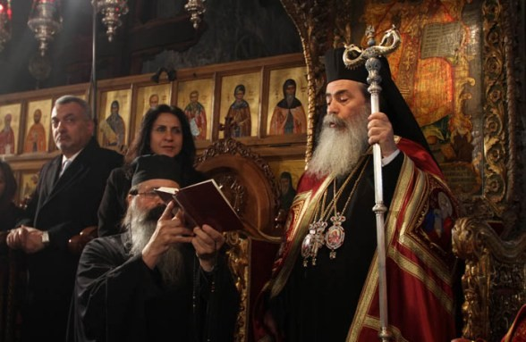 Храм Рождества Христова, Вифлеем