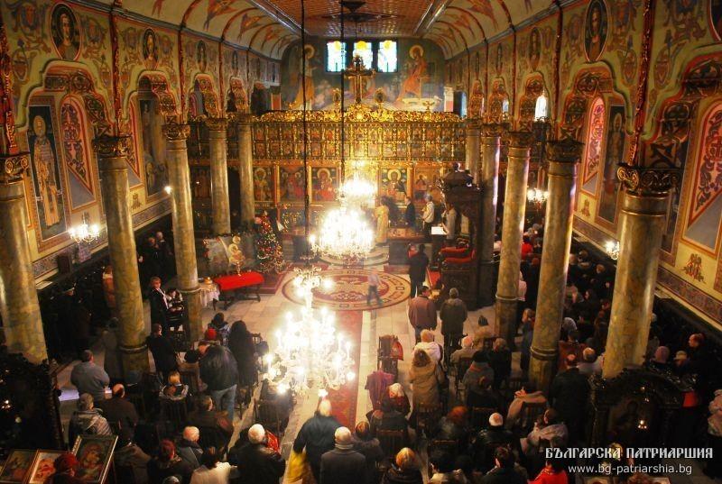 Храм Святой Троицы, Руса, Болгария