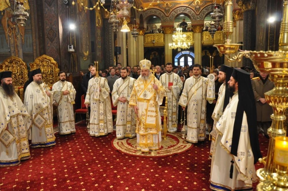 Патриарший кафедральный собор, Бухарест, Румыния