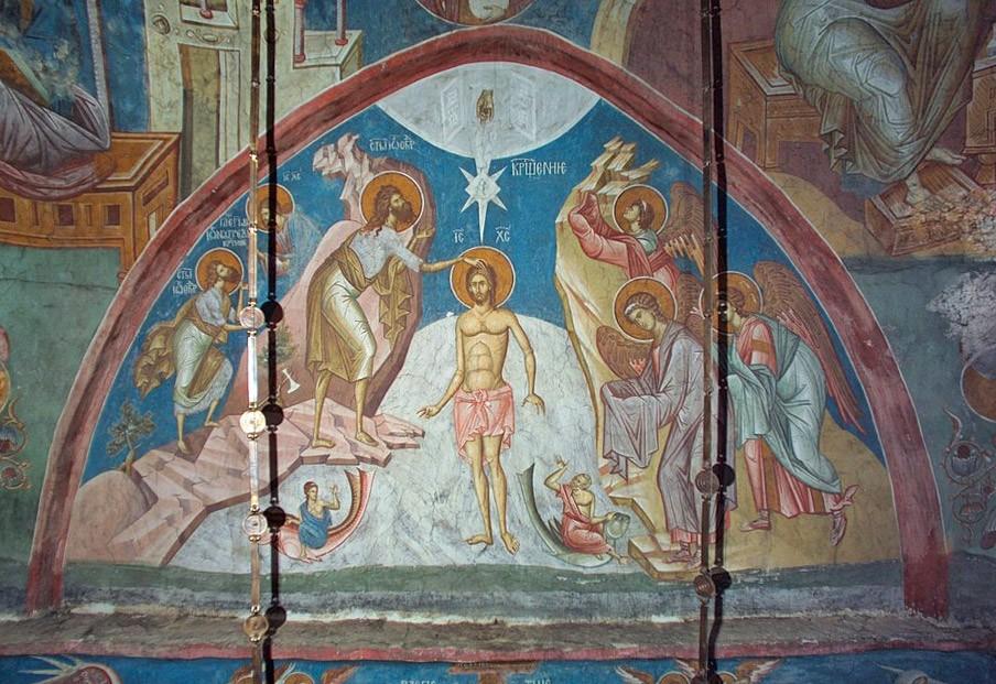 Монастырь Высокие Дечаны, Сербия, Метохия, XIV в.