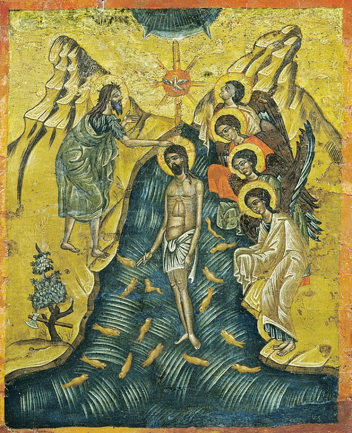 Икона, Греция, XVII в.