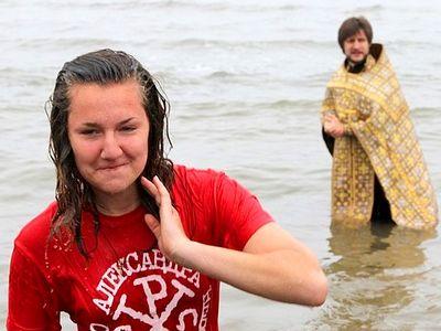 Безответственное крещение