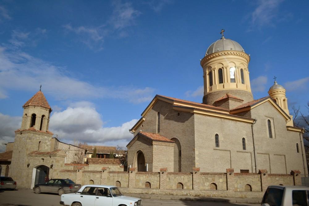 Кафедральный собор в честь Рождества Богородицы, Гори