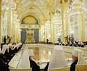 Президент России встретился с участниками Архиерейского Собора