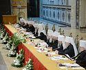 Святейший Патриарх Кирилл: Церковь всегда будет давать общественным процессам нравственную оценку