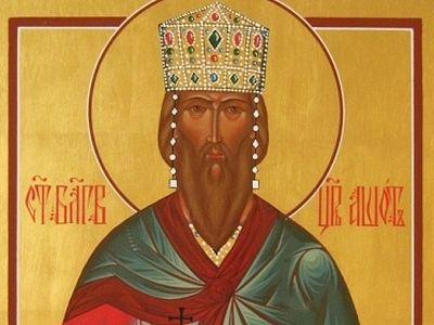 Св. праведный Ашот Куропалат
