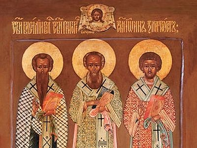 Sermon on the Feast of the Three Hierarchs