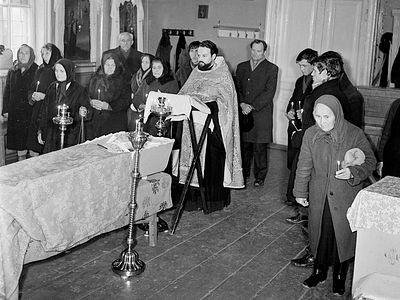 1970-е: О религиозном возрождении и диссидентстве