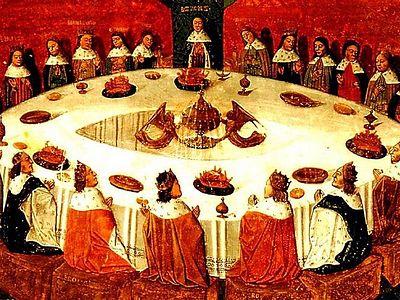 Православный взгляд на историю короля Артура