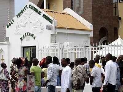 За последние 3 года в Нигерии убито 3 тыс. христиан