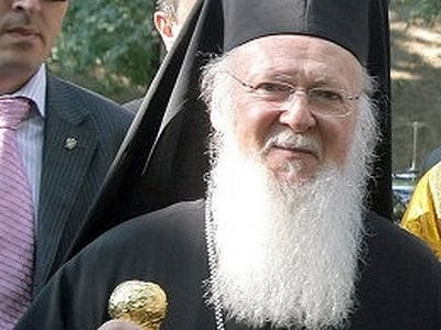 Patriarch Says Greeks Return to Turkey