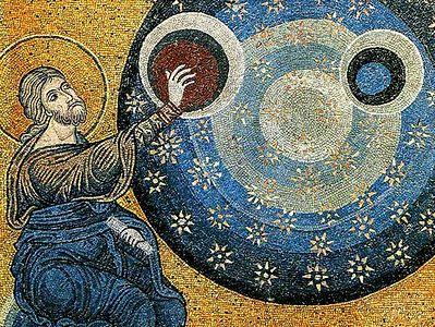 Современная космология и 1-й стих Книги Бытия