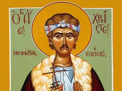 Св. мч. Христос Садовник