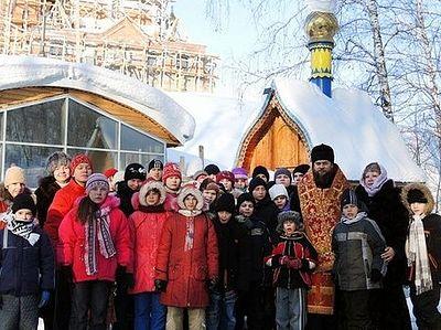 «Для воцерковления детей необходимы совместные поездки, в которых закрепляется дружба», - епископ Филипп