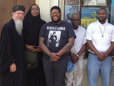 Заразительная открытость православных приходов