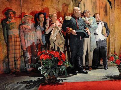 Тема Антихриста и Второго пришествия в трагедии А.С. Пушкина «Борис Годунов» и комедии Н.В. Гоголя «Ревизор»