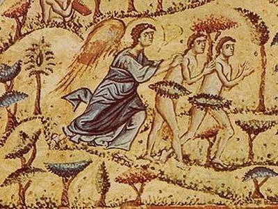 Неделя сыропустная. Воспоминание Адамова изгнания. Прощеное воскресенье