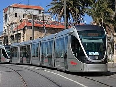 Tramline to be built through the territory of the Gornensky Convent in Jerusalem