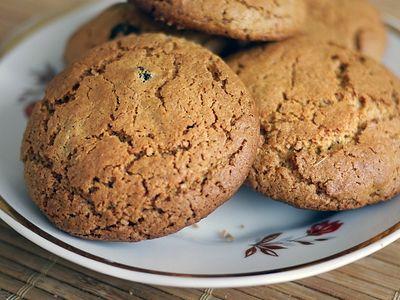 Овсяное печенье. Рассказ
