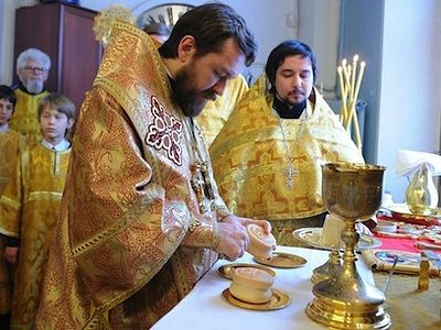 Russian Orthodox tell Archbishop of Canterbury: ordain women bishops and you can forget about unity