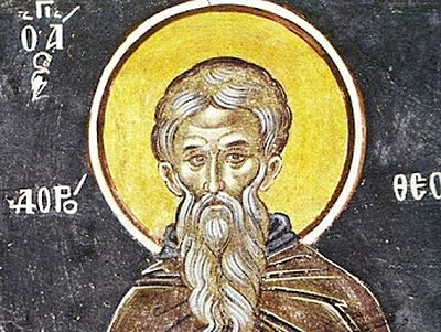 For Great Lent: the Timeless Instructions of Abba Dorotheos