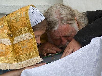 О грехах и покаянии. Пяток 3-й седмицы Великого Поста / Православие.Ru