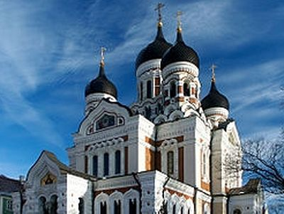 There are more Orthodox than Lutherans in Estonia