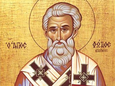 17-я гомилия патриарха Фотия