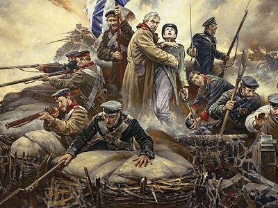 Оптинские старцы о воинской службе и защите Отечества