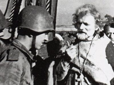 Прот. Владислав Цыпин о войне и патриотизме
