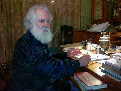 Писатель Борис Споров: «Священника впервые я увидел в лагере»