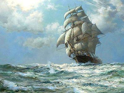 Притча: история одного корабля