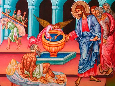 Instruction on the Sunday of the Paralytic