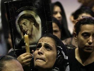 Русская Церковь решительно осуждает любое насилие в Сирии