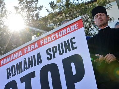 Cleric fights to save rural Romania from fracking