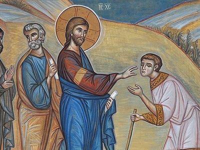 Проповедь в неделю 6- ю по Пасхе, о слепом