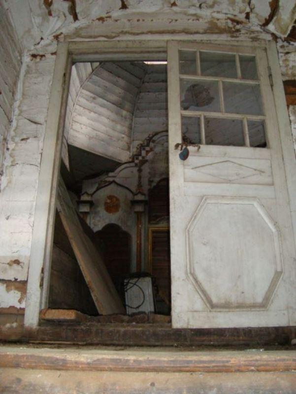 Горка (Вертяево). Спасская часовня, начало XX в.