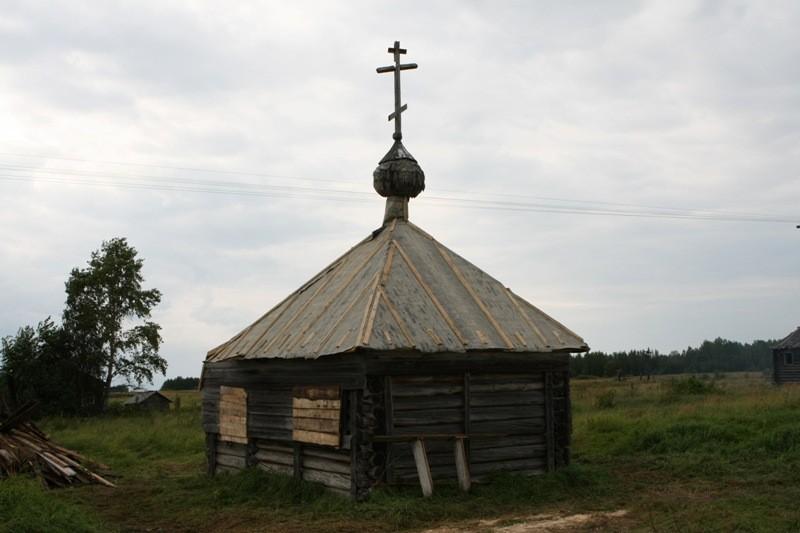 Кялованга. Часовня Петра и Павла, XIX в.