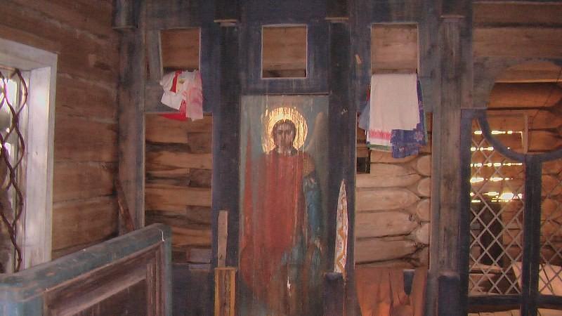Черсово. Храм святых мучеников Кирика и Улиты, середина XIX в.