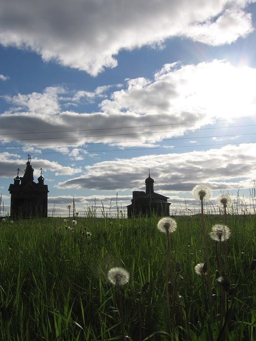 Чикинская. Храм Покрова Пресвятой Богородицы