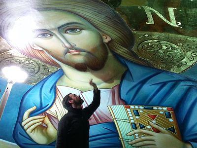 «Самое важное для иконописца – связь с Богом»