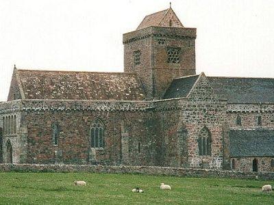 Айона – дом святого Колумбы, великого просветителя Шотландии