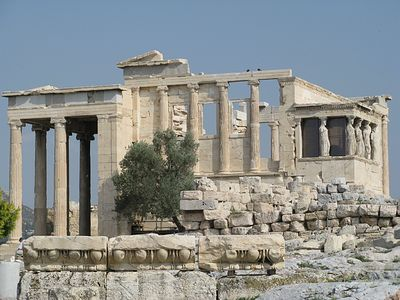 The Christian Parthenon and St. Paul