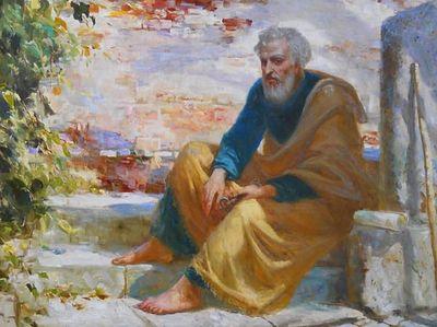 Апостол Петр: все дороги ведут в Рим