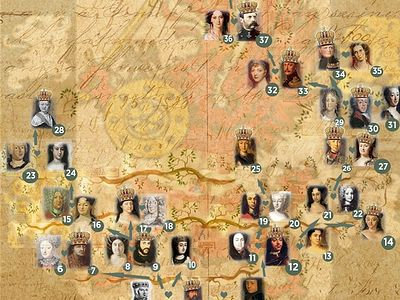 400 years since coronation of the first Romanov