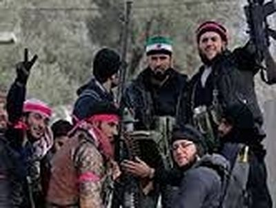 Jihadists performing ethnic cleansing of Christians in Syria