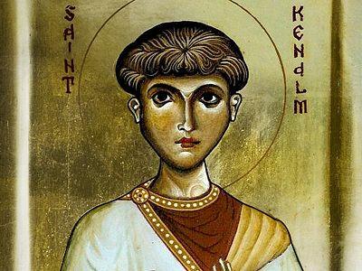 Святой Кенелм Мерсийский – принц и мученик