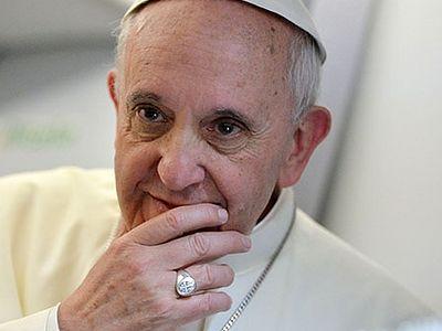 Папа Римский обратился к гей-сообществу с