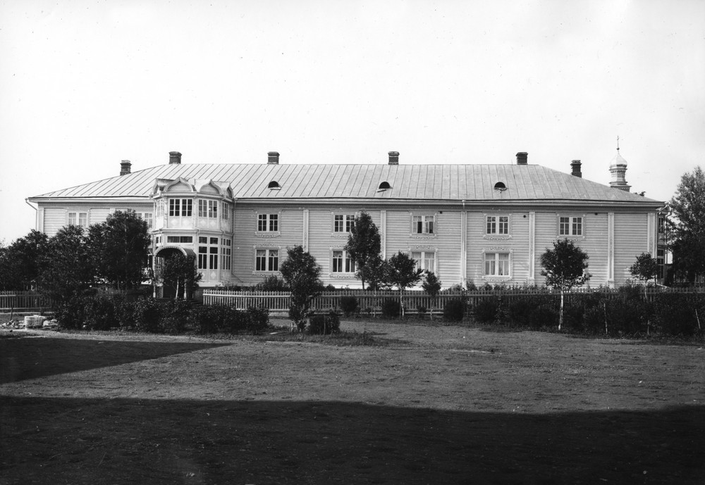 Игуменский корпус Дивеевского монастыря