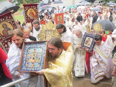 Владимирские торжества в Америке: «проба пера»